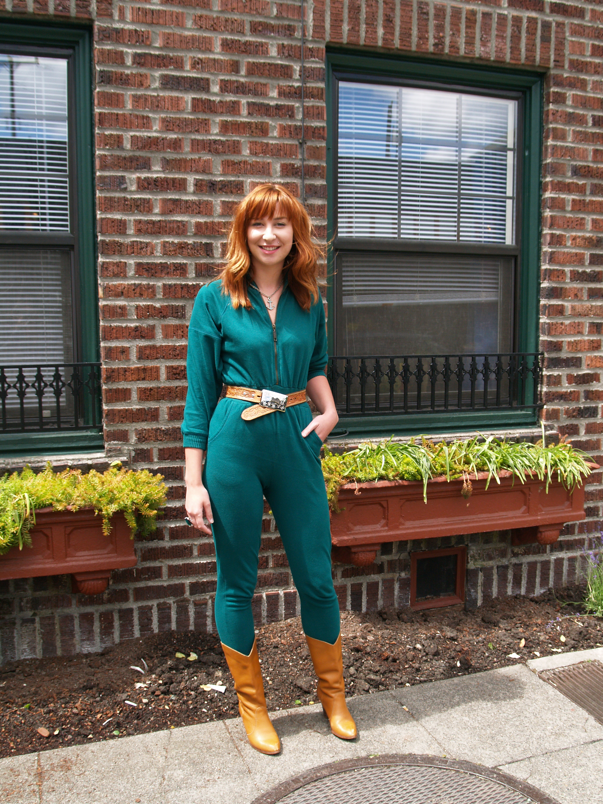 Thrift Store Fashion Finds | The Emerald Palate