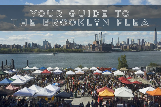 A Guide to The Brooklyn Flea | The Emerald Palate
