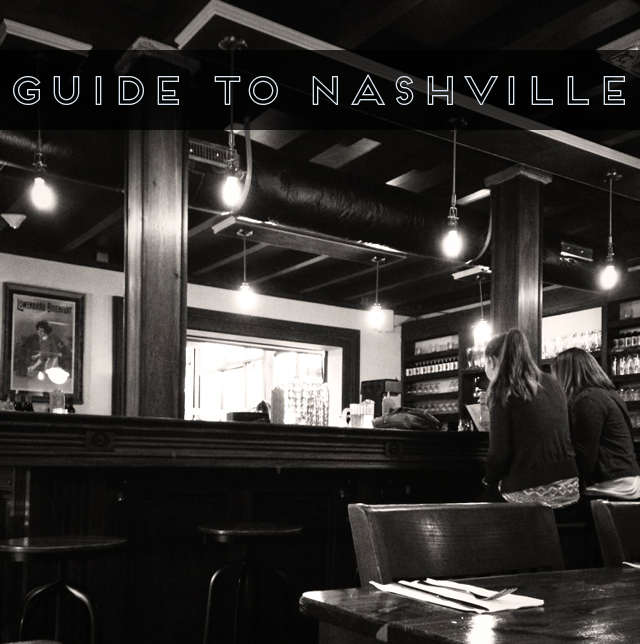 Nashville TN travel guide