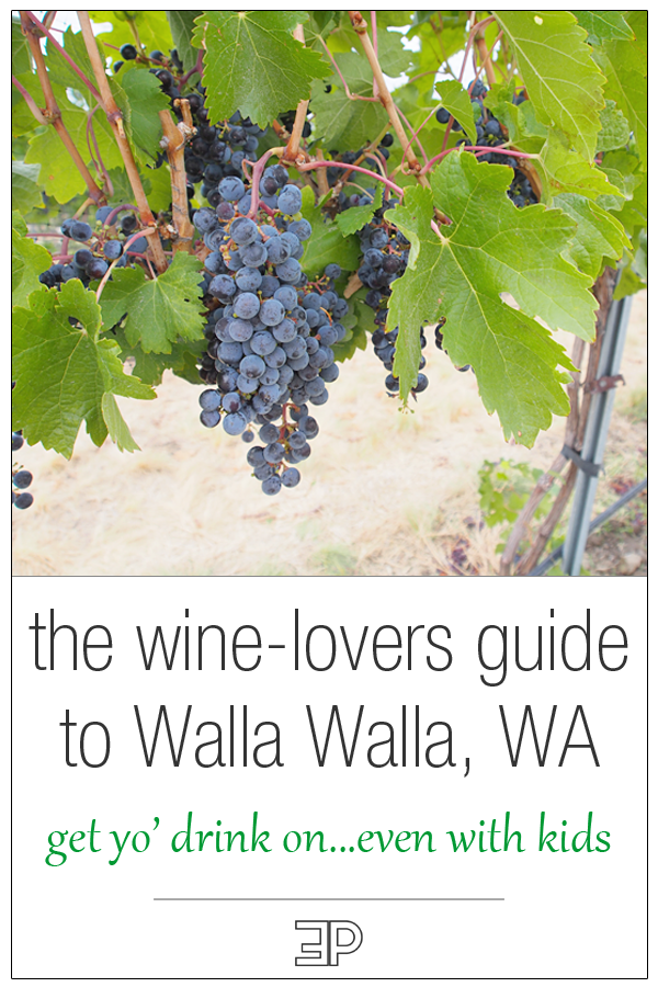 If you love wine, you need to check out Walla Walla, one of Washington state's premier wine regions. This guide provides an itinerary for wine lovers, outlining the best wineries for kids and adults alike! - via The Emerald Palate