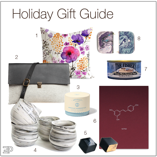 Support indie makers and purchase from these small Canadian businesses this holiday season. Youll find something for everyone on your list with this holiday gift guide. Made in Canada - via The Emerald Palate