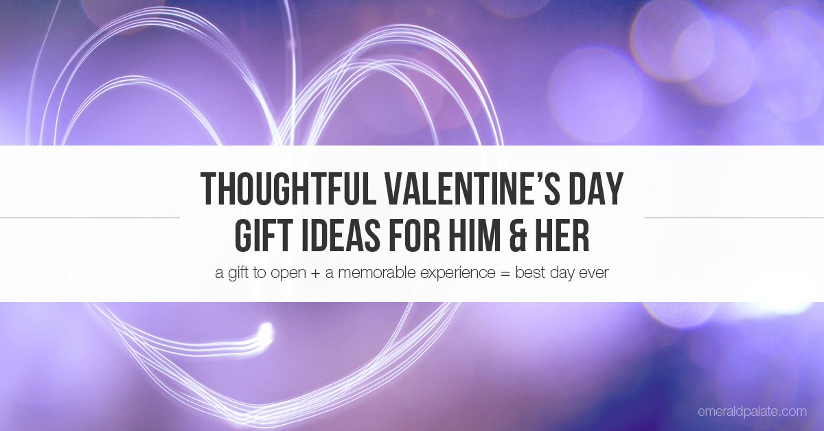 Thoughtful valentine 39 s day gift ideas for him her the for What to give her for valentine day