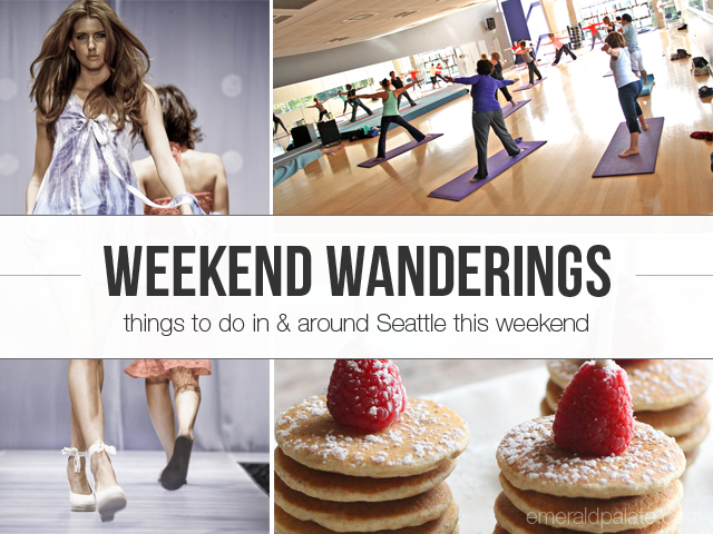 We curated the best events happening in Seattle this spring.