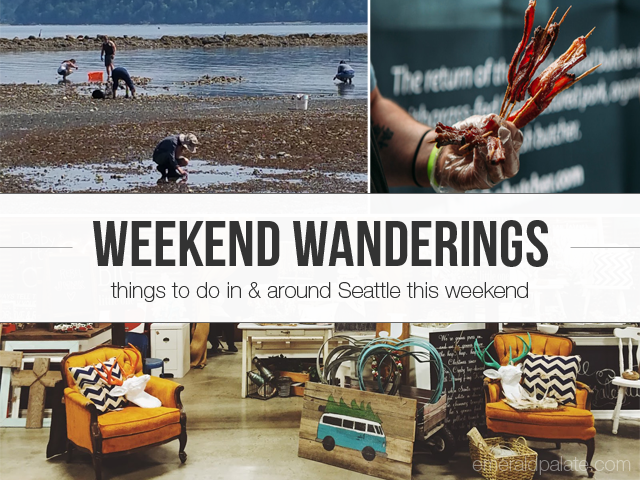 Here are the 3 best things to do in Seattle this weekend