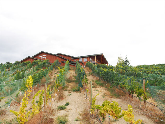 Chelan Ridge Winery in Lake Chelan, WA