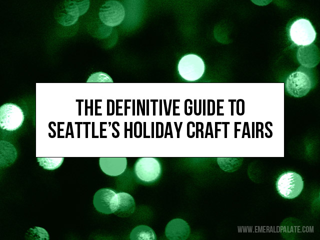 Christmas Craft Shows In Seattle