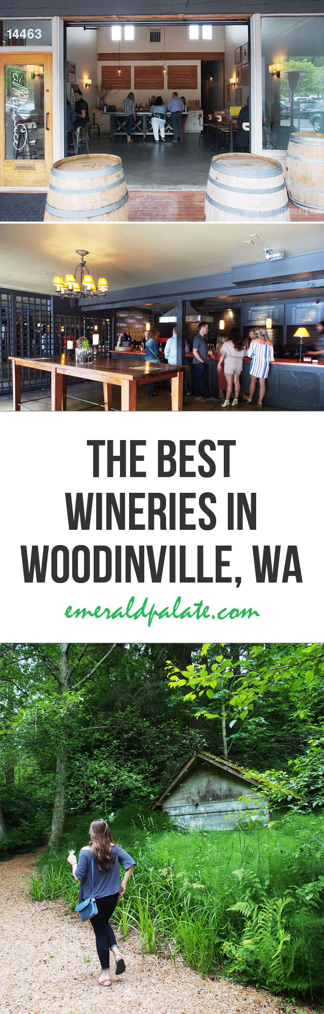 The best Woodinville wineries, a 30-minute drive gets you some of the best wine tasting near Seattle.