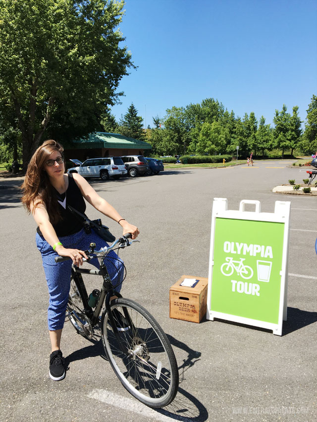 Bike and Beer Tour in Olympia WA