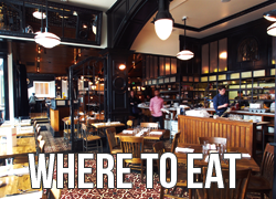 Curated list of where to eat in Seattle and the Pacific Northwest by The Emerald Palate food blog