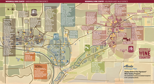 Woodinville Wineries Map Woodinville Wineries Map   The Emerald Palate Woodinville Wineries Map
