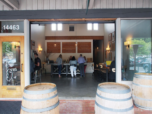 aMaurice is one of the best wineries in Woodinville, WA, which is only a short drive from Seattle.