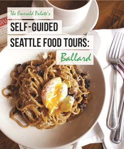 Want to experience Seattle like a local? You can find out everything you should eat, drink, and do in this self-guided Ballard food tour created by The Emerald Palate. It outlines why Ballard is the best Seattle neighborhood, how to get there, times to go, and interviews with some of the best restaurants in the city.