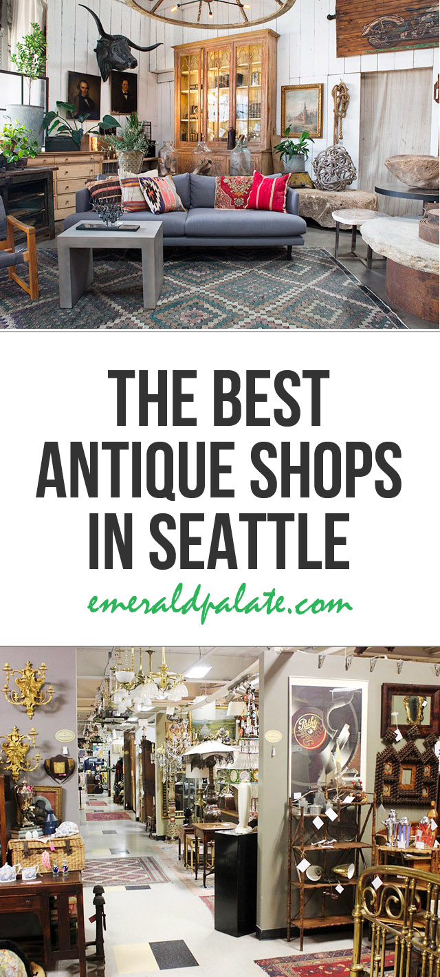 My 13 Favorite Seattle Antique Stores For Vintage Used Furniture