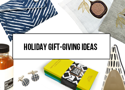 Gift ideas and holiday gift guides featuring Pacific Northwest makers, artisans, and artists. Give unique gifts this holiday season.