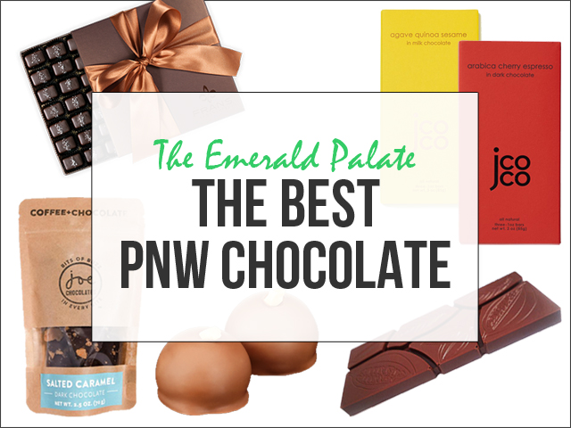 A roundup of the best local chocolate makers from the Pacific Northwest. You will love these bean to bar artisan chocolatiers and chocolate companies!