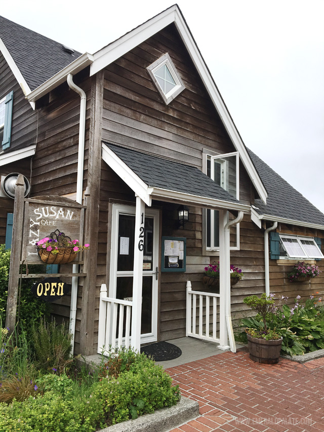 Lazy Susan S Cafe Cannon Beach