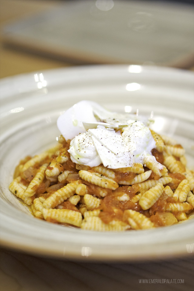 Italian Restaurants Serving The Best Pasta In Seattle The